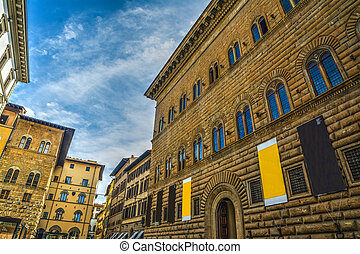 Historic building in Florence
