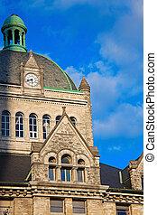 Historic building in Lexington - Historic building in the ...