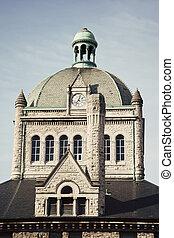 Historic building in Lexington