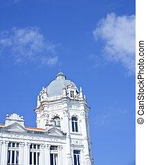 Historic building in Santander