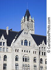 Historic Building in the center of Milwaukee