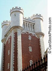 historic building - decorative, historic building in...