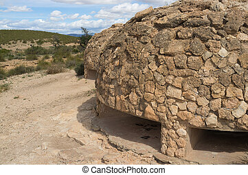 Historic bunker