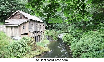 Historic Cedar Creek Grist Mill - Cedar Creek Grist Mill is...