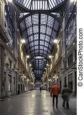 historic center of Genoa