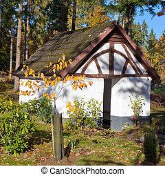 Historic Chapel, Eifel, Germany