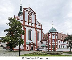 historic church in Dresden