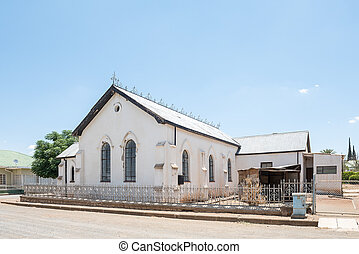 Historic church in Jagersfontein