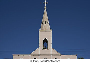 Historic church in the Atacama