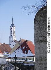 Historic City in Bavaria