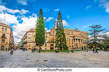 Historic City of Salamanca, Castilla y Leon region, Spain