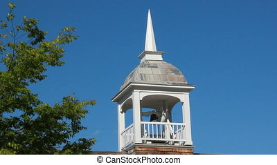 historic cupola architecture detail - detail colonial...