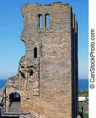 Historic English castle