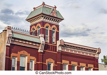 historic firehouse in Fort Collins - historic firehouse in ...