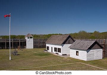 Historic Fort Architecture