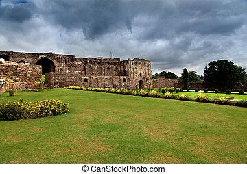 Historic Golkonda