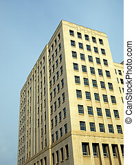 Historic Government Building - A vacant, historic government...