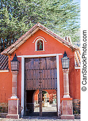 Historic Hacienda - Historic hacienda in rural Bolivia near...