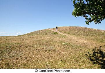 Historic hill