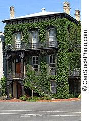 Historic home in Savannah