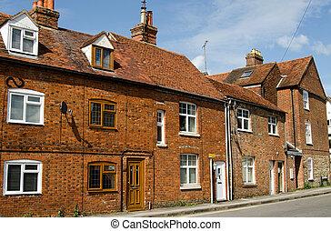 Historic homes, Abingdon