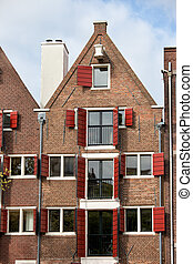 Historic House in Amsterdam