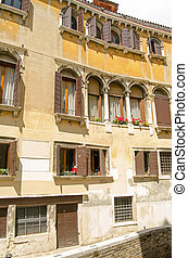 Historic house of Marino Sanuto the