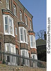 Historic Houses in York