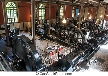 Historic Hydroelectric Power Station