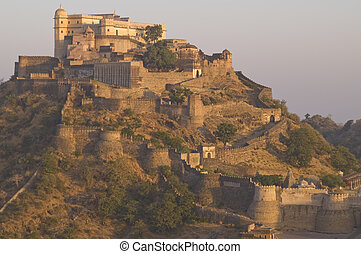 Historic Indian Fort