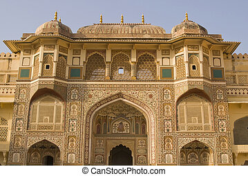Historic Indian Palace