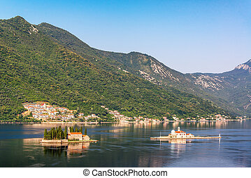 Historic Islands in Montenegro