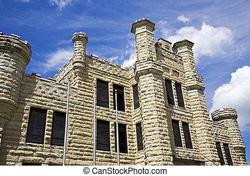 Historic Jail in Joliet