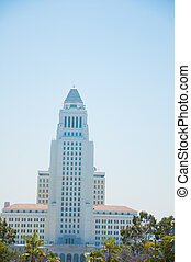 Historic Los Angeles City Hall