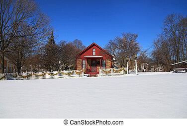 Historic Mill race village
