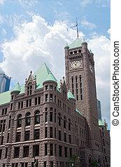 Historic Minneapolis City Hall Corn - historic minneapolis...
