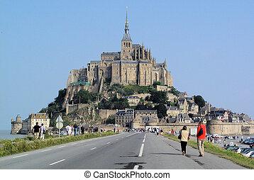 Mont Saint Michel - Historic Mont Saint Michel