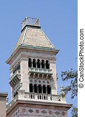 Historic old building Savannah
