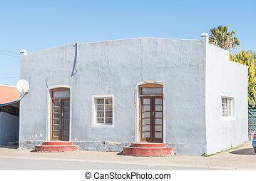 Historic old house in Carnavon
