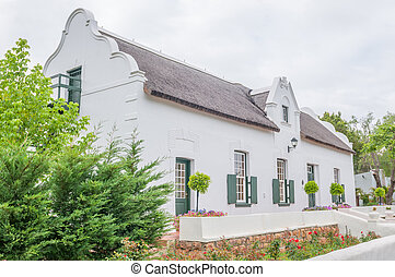 Historic old house in Swellendam