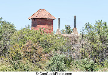 Historic powder magazine