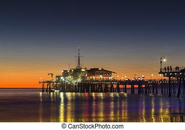 Historic Santa Monica Pier