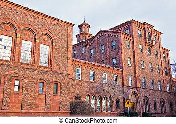 Historic school in Harrisburg