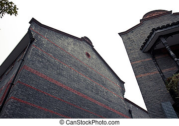 Historic Shanghai building