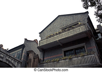 Historic Shanghai building