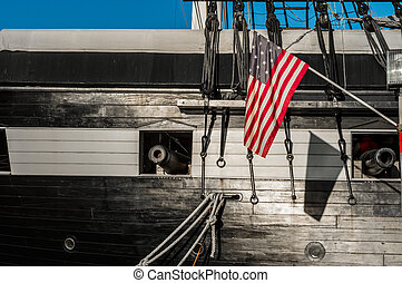 Historic Ship Detail
