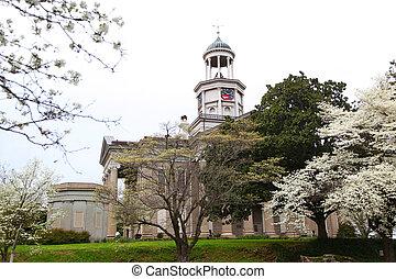 Historic Stanton hall