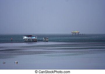 Historic Stiltsville