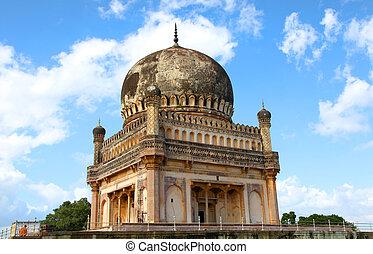 Historic tomb