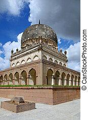 Historic tombs